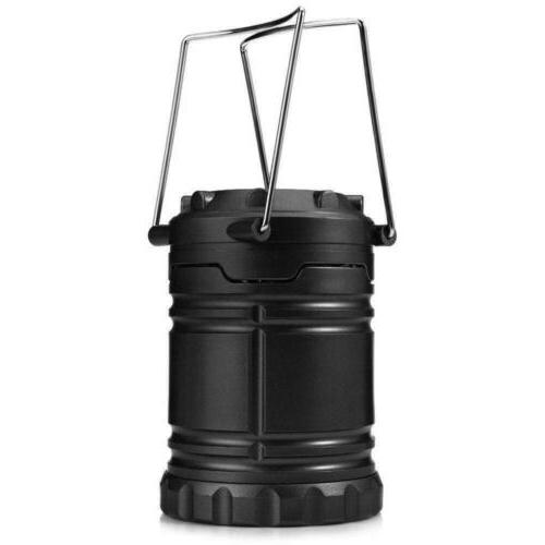 4pcs 30 LED Collapsible Camping Hiking Fishing Light Camp Gear Lamp