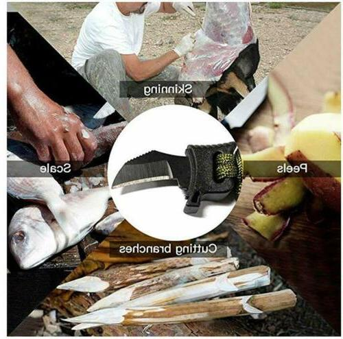 5-in-1 Bracelet Outdoor Hunting with Fire