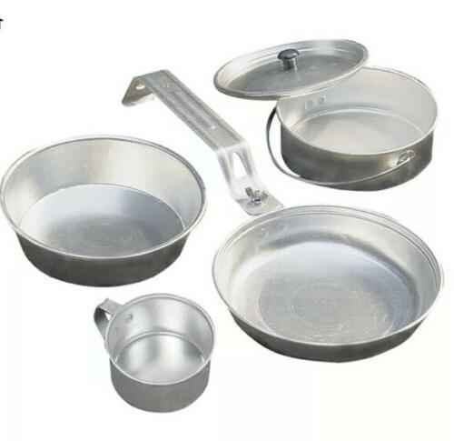 Coleman Piece Mess Cooking Gear Cookware New!