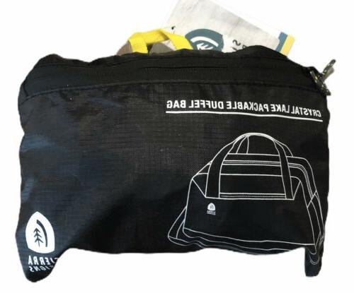 6 Hiking Survival Jacket Duffle Matches NEW