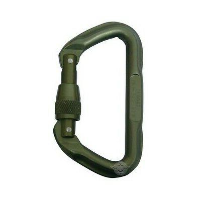 6012000 anodized 7000 series carabiner