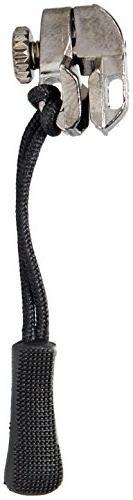 AceCamp 7066 Zipper Repair Kit, Black/Nickel, Large