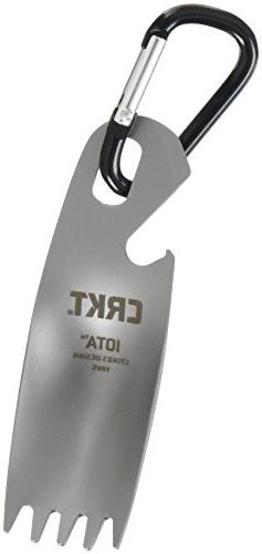 Columbia River Knife & Tool CRKT Iota Outdoor Spork Multitoo
