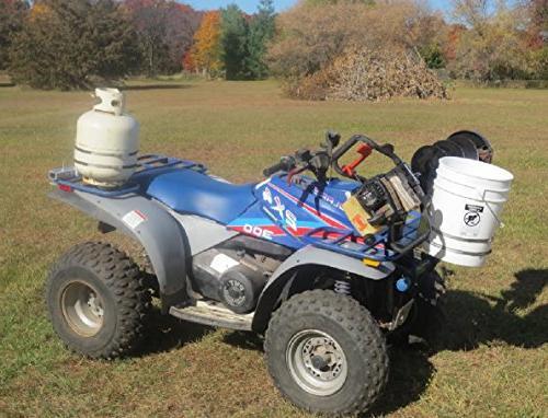 Bucket, Propane Gear for ATV, Snowmobile,