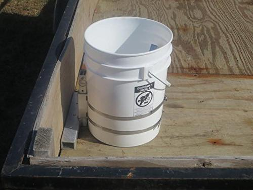 Bucket, Propane Gear for Trailer Camping