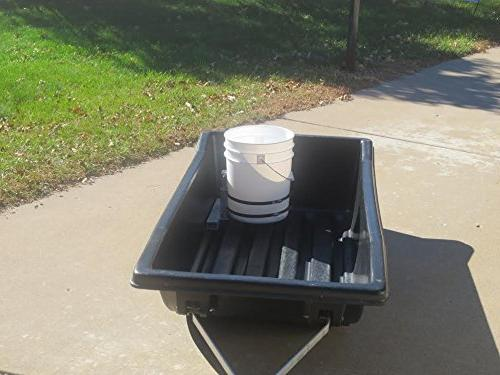 Bucket, Can, Propane for Trailer Camping