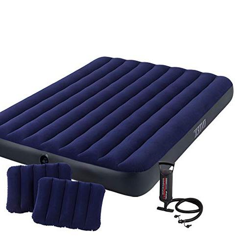 Intex Classic Airbed Set with Hand Pump,