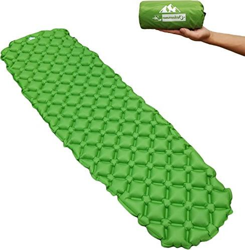 Outdoorsman Lab Ultralight Sleeping Pad - Ultra-Compact for