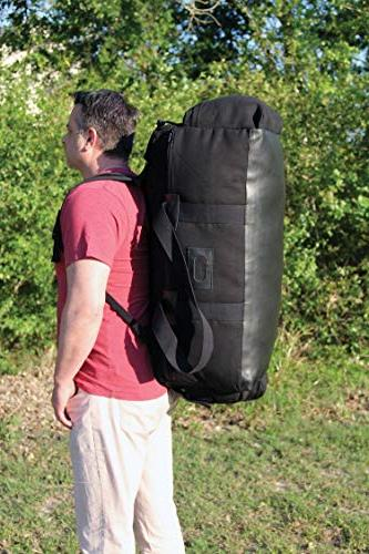 Texsport with Straps to Carry Back