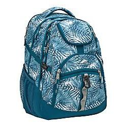 High Sierra Access Backpack with 17in. Laptop Pocket, Lagoon