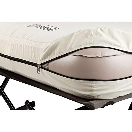 Coleman Queen Airbed Cot and