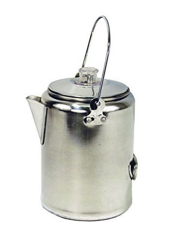 aluminum percolator coffee maker