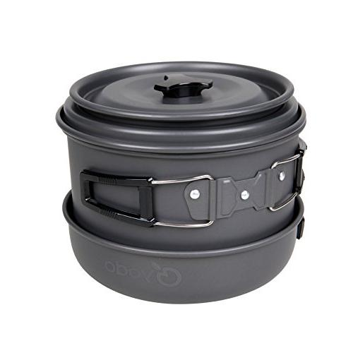 yodo Camping Cookware Pans 4-5 Person