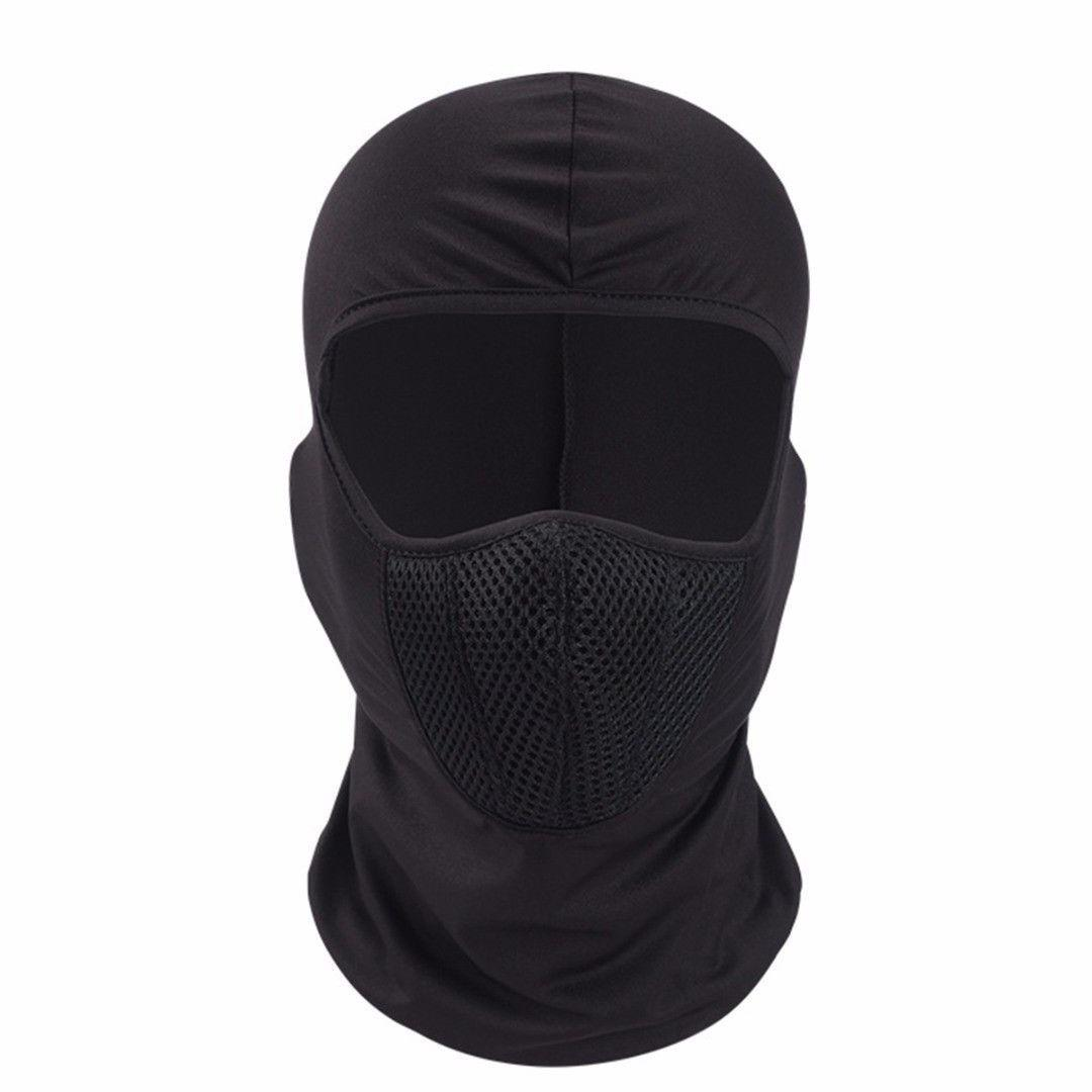 Balaclava Ski Mask, Hat for and Black