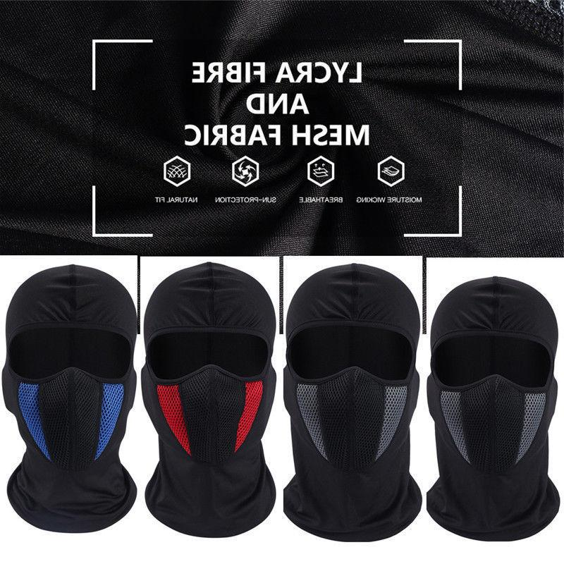 Balaclava Ski Mask, Winter Hat Black