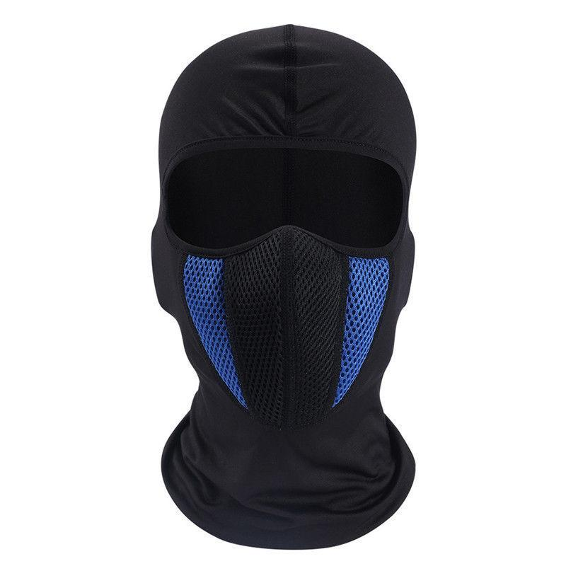 Balaclava Ski Mask, Hat Windproof Face Mask for Men and Black