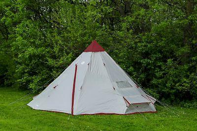 Tahoe Outdoor Camping 4 Cone Style Tent