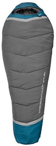 ALPS Mountaineering Blaze 0 Degree Mummy Sleeping Bag, XL