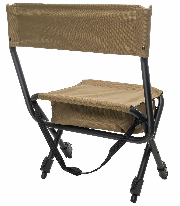Boat Blind Duck Chair Stool Gear Marshland Mallard