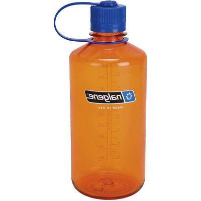 Nalgene Tritan 32-Ounce Narrow Mouth BPA-Free Water Bottle,