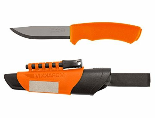 bushcraft stainless steel survival knife
