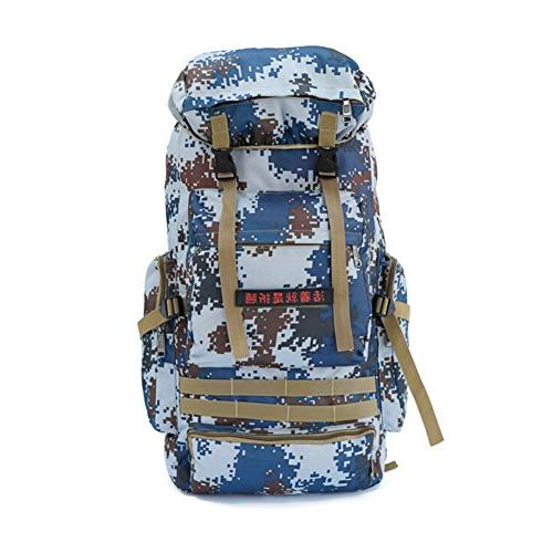 camouflage military tactical backpack