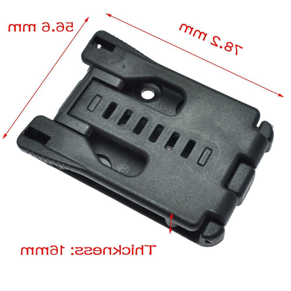 camping belt clip gear multifunction sheath scabbard