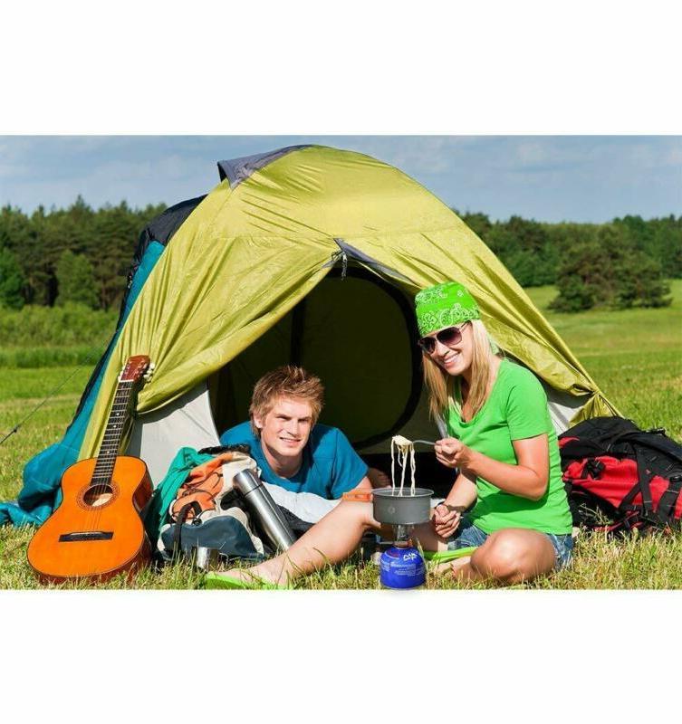 Camping Kits Anodized Aluminum Kitchen