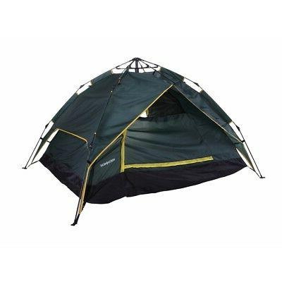 North Double Layer Instant Camping Tent