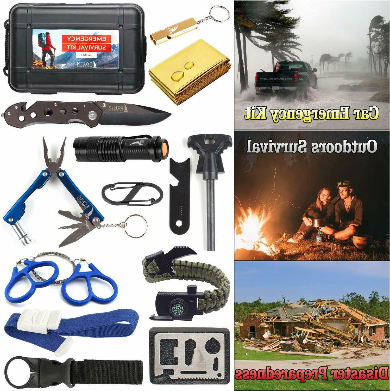 Camping Kit 1 | Backpack Car Emerg