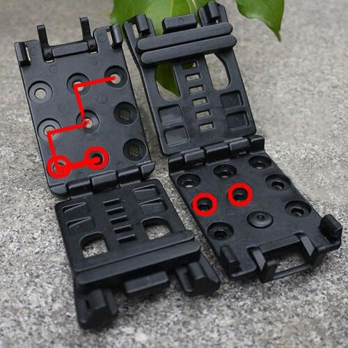 camping hiking edc belt clip gear k