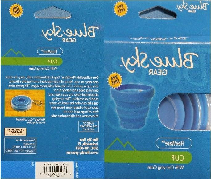 Blue Gear Camping Bowl Bottle Booma Coffee Drip
