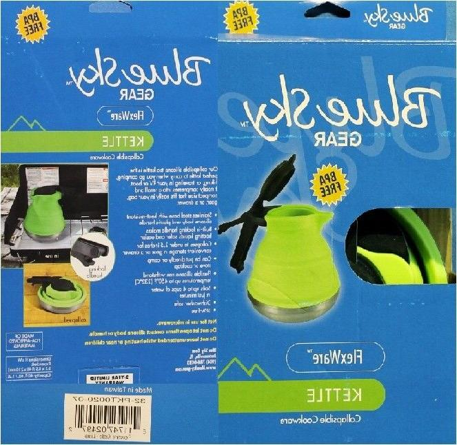 Blue Sky Camping Bowl Bottle Booma Kit Coffee
