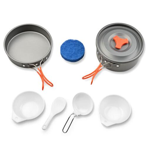 Camping for Backpacking Cooking