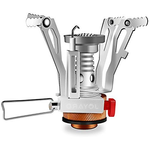 camping stove ultralight portable backpacking