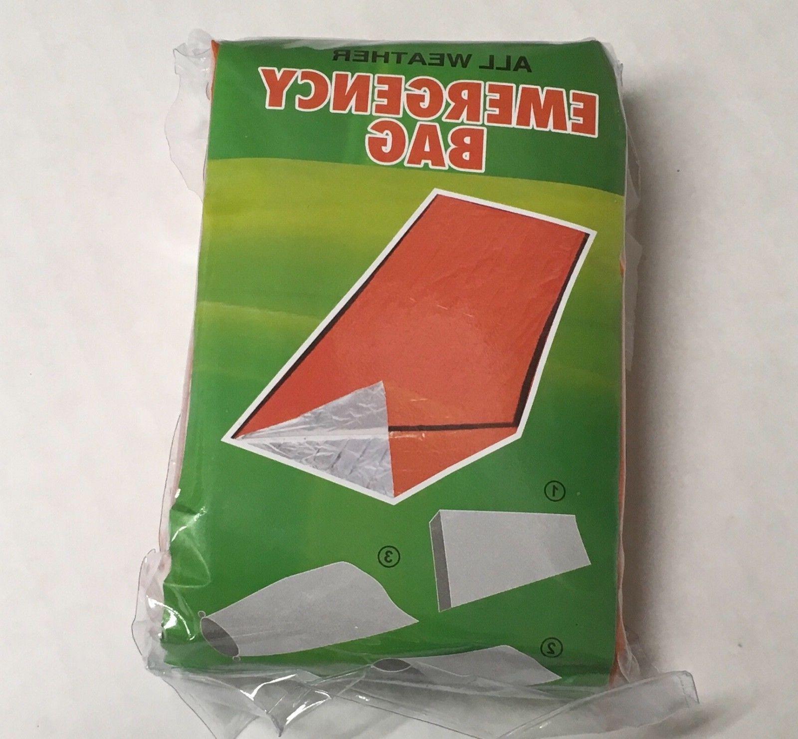 Camping Emergency Gear Kit