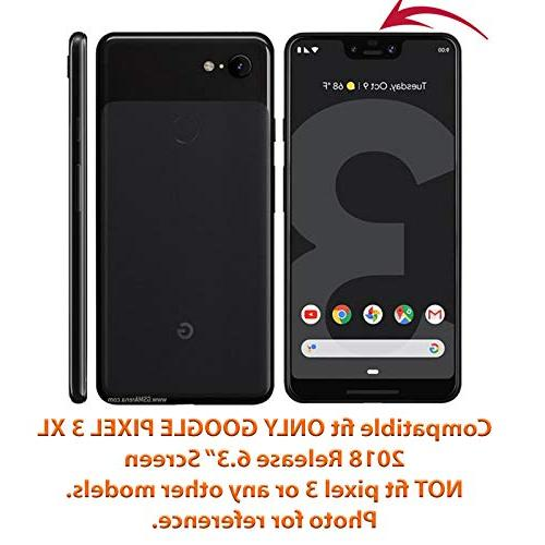 Compatible fit Pixel Bling Sparkle Dual Layer Protective Includes for XL