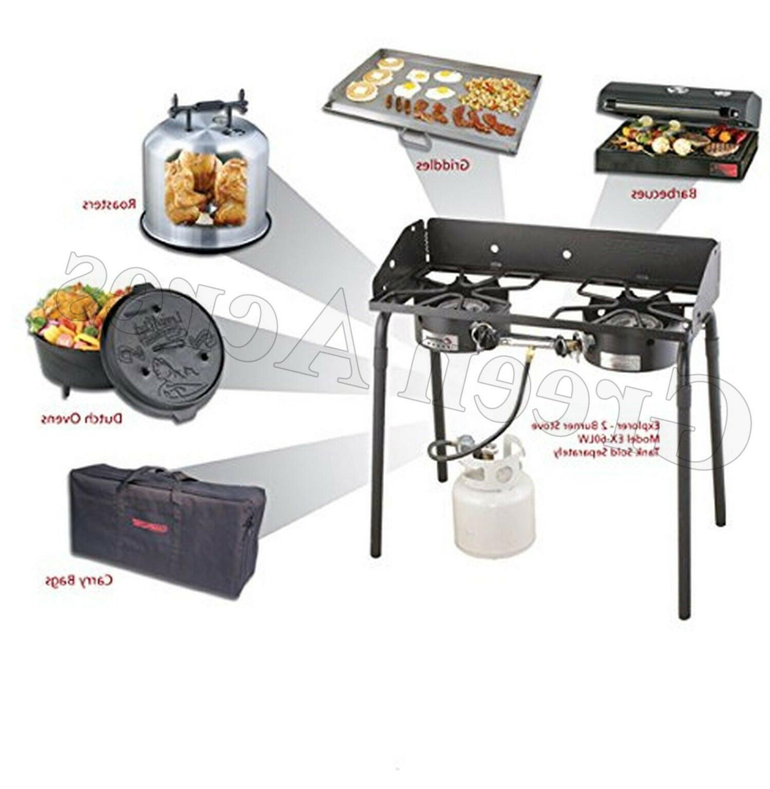 Camp Chef Cooking EX60LW Explorer Outdoor Family