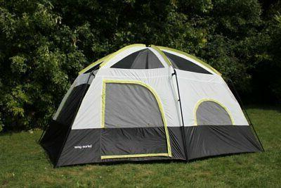 Tahoe Coronado Person 3 Family Camping Tent