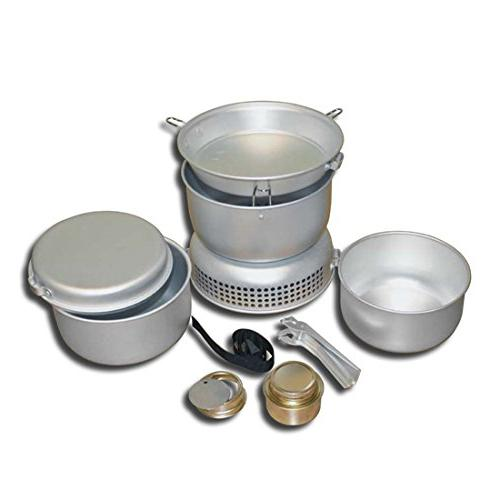 d 1 camping cookware set