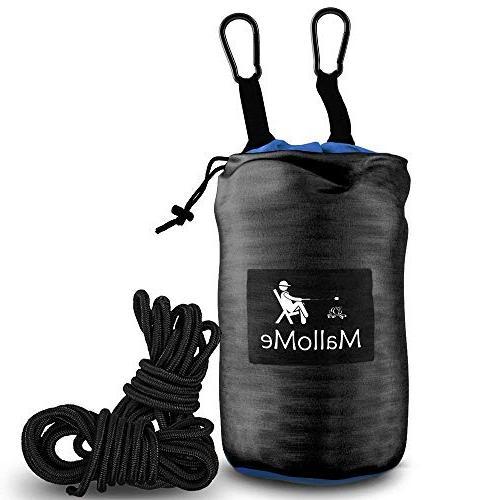 Double Camping Hammock Parachute Tree Ropes Set- 2 Person Max 1000 lbs Breaking Capacity - Free Carabiners