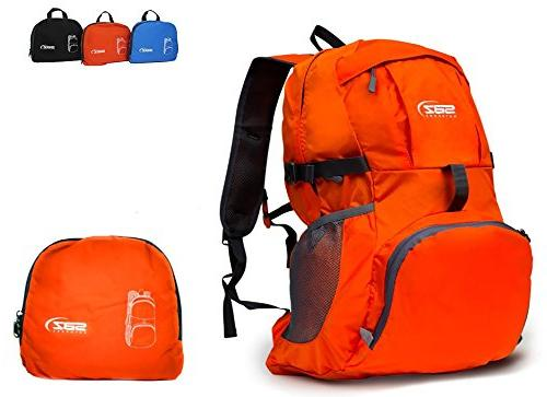 durable lightweight foldable packable backpack