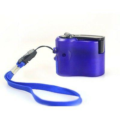 Emergency Crank Charger US