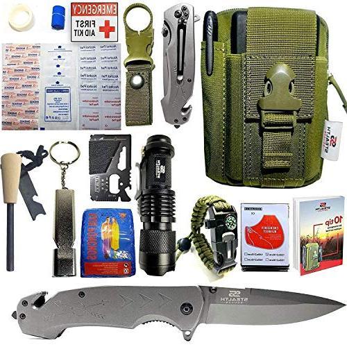 emergency survival kit 1 military