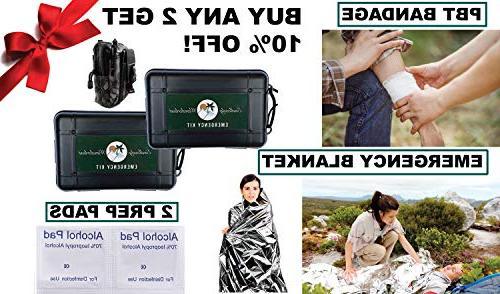 Emergency - 35 Gadgets, Hiking, Camping, Backpacking Everyday Bushcraft, Bug Best EDC Preparedness