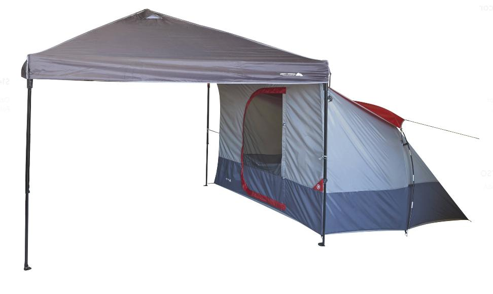 Family Camping Person Large Equipment Outdoor