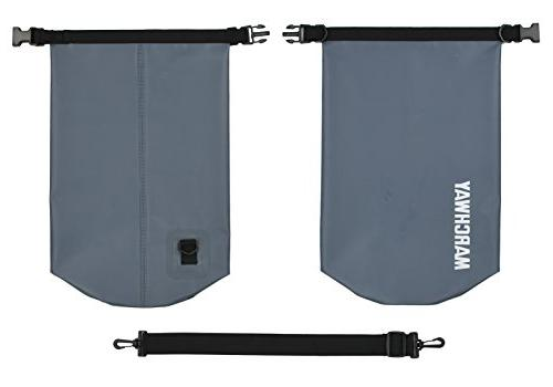 MARCHWAY Dry Roll Pack Keeps Dry for Kayaking,
