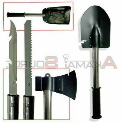 Folding Camp Shovel | Entrenching Tool Steel Spade Compact M