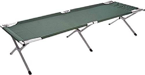 folding deluxe camp cot