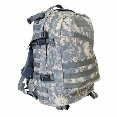 gi spec 3 day military backpack w